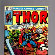 Cómics: THOR 304 - MARVEL 1981 VFN / VS THE WRECKING CREW. Lote 173140420