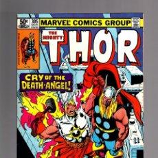 Cómics: THOR 305 - MARVEL 1981 VFN / GRUENWALD & POLLARD. Lote 173140602