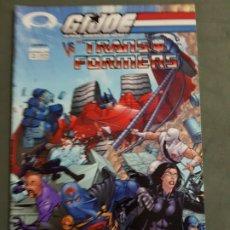 Cómics: GIJOE VS THE TRANSFORMERS Nº 3 EDICION AMERICANA ESTADO MUY BUENO MAS ARTICULOS NEGOCIABLE. Lote 173164582