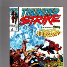 Cómics: THUNDERSTRIKE 4 - MARVEL 1994 VFN / AMAZING SPIDER-MAN. Lote 173198092