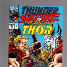 Cómics: THUNDERSTRIKE 10 - MARVEL 1994 VFN/NM / VS THOR. Lote 173198843
