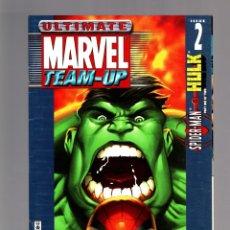 Cómics: ULTIMATE MARVEL TEAM UP 2 SPIDER-MAN VS HULK - MARVEL 2001 VFN-. Lote 173199843