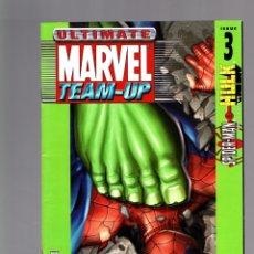 Cómics: ULTIMATE MARVEL TEAM UP 3 SPIDER-MAN VS HULK - MARVEL 2001 VFN. Lote 173199964