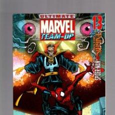 Cómics: ULTIMATE MARVEL TEAM UP 13 SPIDER-MAN AND DOCTOR STRANGE - MARVEL 2002 VFN/NM. Lote 173200180