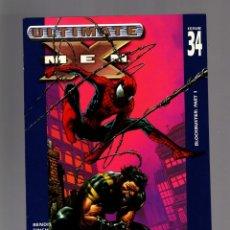 Cómics: ULTIMATE X-MEN 34 - MARVEL 2003 VFN+ / ULTIMATE SPIDER-MAN. Lote 173230457