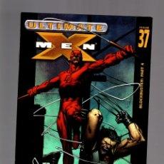 Cómics: ULTIMATE X-MEN 37 - MARVEL 2003 VFN+ / ULTIMATE SPIDER-MAN & DAREDEVIL. Lote 173231052