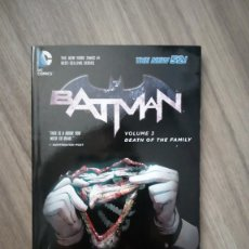 Cómics: DC. BATMAN NEW 52 TPB 3. SCOTT SNYDER Y GREG CAPULLO. Lote 173468643
