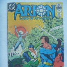 Cómics: ARION , LORD OF ATLANTIS . DE DC COMICS . EDICION ORIGINAL EN INGLES. 1983. Lote 173485265