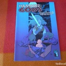 Cómics: HAMMER OF THE GODS Nº 1 ( AVON OEMING WHEATLEY ) ( EN INGLES ) ¡MUY BUEN ESTADO! USA. Lote 173550058