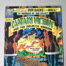 Cómics: CAPTAIN VICTORY AND THE GALACTIC RANGERS VOL 1 N 5 - 1982 - KIRBY THIBODEAUX JENSEN OLIFF - PC. Lote 173606228
