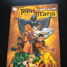 Cómics: TEEN TITANS TPB 1 - GEOFF JOHNS. Lote 173650425