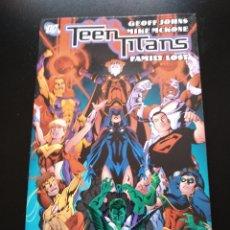 Cómics: TEEN TITANS TPB 2 - GEOFF JOHNS. Lote 173650899