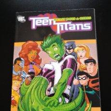 Cómics: TEEN TITANS TPB 3 - GEOFF JOHNS. Lote 173650958