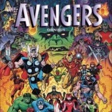 Cómics: THE AVENGERS OMNIBUS VOL. 4 MARVEL HARDCOVER SIN DESPRECINTAR. Lote 173799118