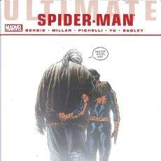 Cómics: DEATH OF SPIDER-MAN (ULTIMATE COMICS: SPIDER-MAN) MARVEL OMNIBUS HARDCOVER SIN DESPRECINTAR BENDIS. Lote 173801772