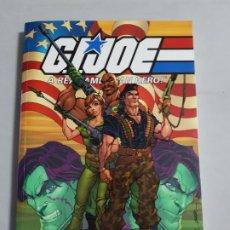 Cómics: GIJOE A REAL AMERICAN HERO VOL.4 TOMO AMERICANO ESTADO MUY BUENO MAS ARTICULOS NEGOCIABLE. Lote 173822817