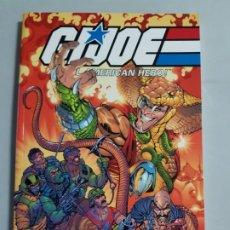 Cómics: GIJOE A REAL AMERICAN HERO VOL.5 TOMO AMERICANO ESTADO MUY BUENO MAS ARTICULOS NEGOCIABLE. Lote 173822825