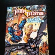 Cómics: TEEN TITANS TPB 8 - GEOFF JOHNS. Lote 173873424