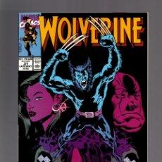 Cómics: WOLVERINE 31 - MARVEL 1990 VFN/NM / HAMA & SILVESTRI. Lote 173920688