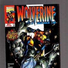 Cómics: WOLVERINE 129 - MARVEL 1998 VFN/NM / DEZAGO & YU / WENDIGO. Lote 173956655