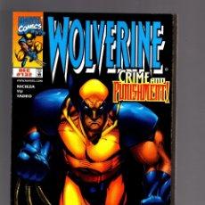 Cómics: WOLVERINE 132 - MARVEL 1998 VFN/NM / NICIEZA & YU. Lote 173956827