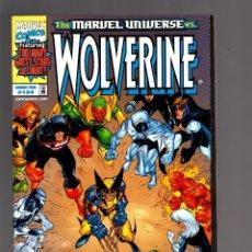 Cómics: WOLVERINE 134 - MARVEL 1999 VFN/NM / LARSEN & MATSUDA / VS ALL MARVEL UNIVERSE. Lote 173956900