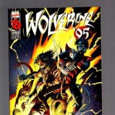 Cómics: WOLVERINE ANNUAL 1 - MARVEL 1995 VFN/NM / NIGHTCRAWLWER. Lote 173957273