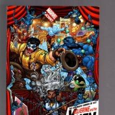 Cómics: WOLVERINE AND THE X-MEN 21 - MARVEL 2013 VFN/NM / AARON & BRADSHAW. Lote 173958348