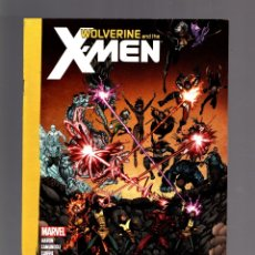 Cómics: WOLVERINE AND THE X-MEN 36 - MARVEL 2013 VFN / AARON & CAMUNCOLI. Lote 173958545