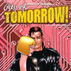 Cómics: CITY OF TOMORROW! TPB. WILDSTORM. HOWARD CHAYKIN. Lote 174040037
