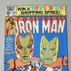 Cómics: IRON MAN VOL 1 N 139 - 1980 - LEE MICHELINIE - MARVEL. Lote 174045827
