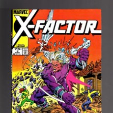 Cómics: X-FACTOR 2 - MARVEL 1986 VFN- / LAYTON & GUICE. Lote 174056264