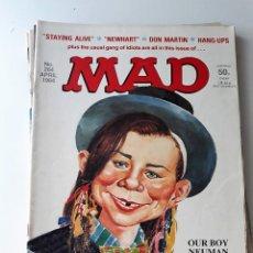 Cómics: MAD - THE BRITISH EDITION - LOTE DE 23 NÚMEROS. Lote 174069089