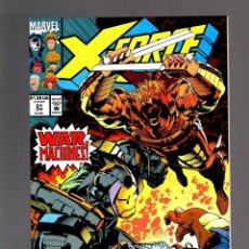 Cómics: X-FORCE 21 - MARVEL 1993 NM / SHIELD / VS WAR MACHINE. Lote 174215957