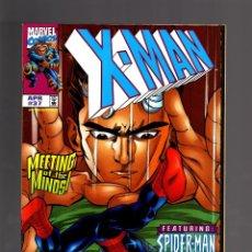 Cómics: X-MAN 37 - MARVEL 1998 NM / AMAZING SPIDER-MAN. Lote 174245685