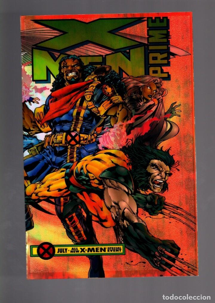 X-MEN PRIME - MARVEL 1995 VFN/NM (Tebeos y Comics - Comics Lengua Extranjera - Comics USA)