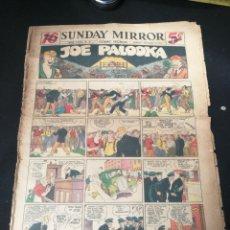Cómics: JOE PALOOKA 1937. Lote 174385837