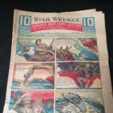 Cómics: STAR WEEKLY. Lote 174387060
