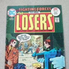 Cómics: OUR FIGHTING FORCES THE LOSERS VOL 22 N 157 - 1975 - DC - KIRBY ROYER. Lote 174423072