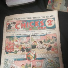 Cómics: TE CHICKS' OWN. Lote 174495669