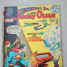 Cómics: SUPERMAN'S PAL THE NEW JIMMY OLSEN VOL 19 N 147 - 1972 - DC - KIRBY. Lote 174534492