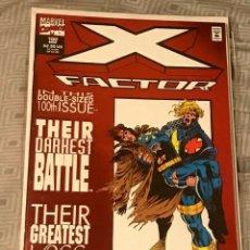Fumetti: X-FACTOR (1986 SERIES) #100 FOIL COVER. MARVEL COMICS . Lote 174968575