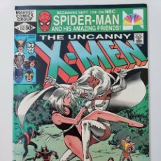 Cómics: THE UNCANNY X-MEN #152 (1981) MARVEL COMICS STORM! WHITE QUEEN EMMA FROST!. Lote 174969603