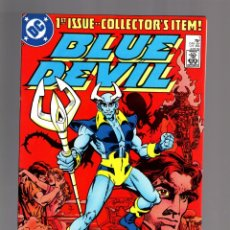 Cómics: BLUE DEVIL 1 - DC 1984 VFN/NM / COHN & CULLINS. Lote 175132632