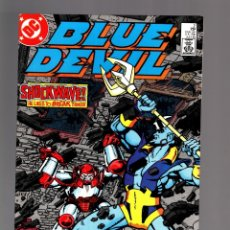 Cómics: BLUE DEVIL 2 - DC 1984 VFN/NM / COHN & CULLINS. Lote 175132833