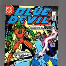 Cómics: BLUE DEVIL 3 - DC 1984 VFN/NM / COHN & CULLINS / VS METALLO. Lote 175133050