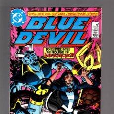 Cómics: BLUE DEVIL 4 - DC 1984 VFN/NM / COHN & CULLINS / ZATANNA. Lote 175133184