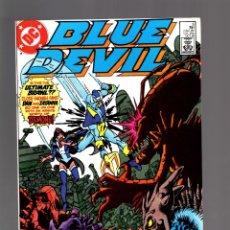 Cómics: BLUE DEVIL 5 - DC 1984 VFN/NM / COHN & CULLINS / ZATANNA. Lote 175133323
