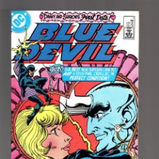 Cómics: BLUE DEVIL 7 - DC 1984 VFN/NM / COHN & CULLINS . Lote 175133659