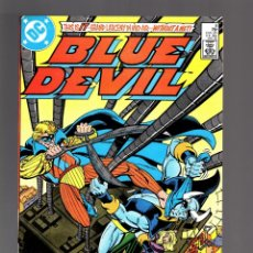Cómics: BLUE DEVIL 8 - DC 1985 VFN+ / VS TRICKSTER. Lote 175133823